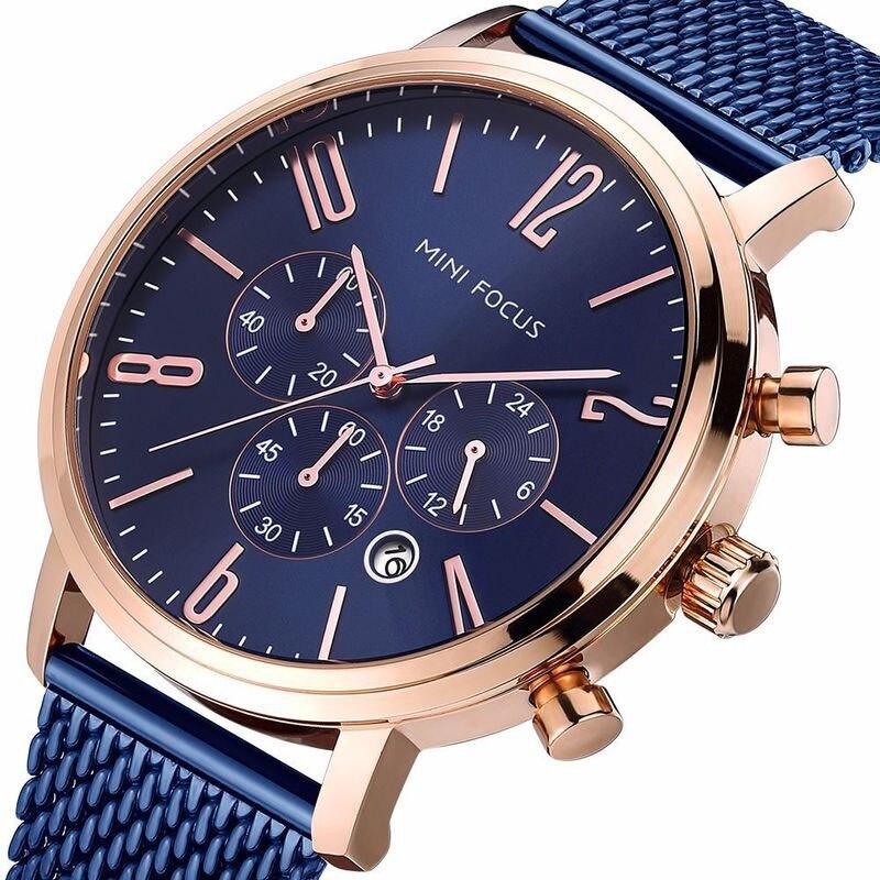 Men Watches Quartz Watch  Fashion & Casual  Men's Watch Quartz Watches     -