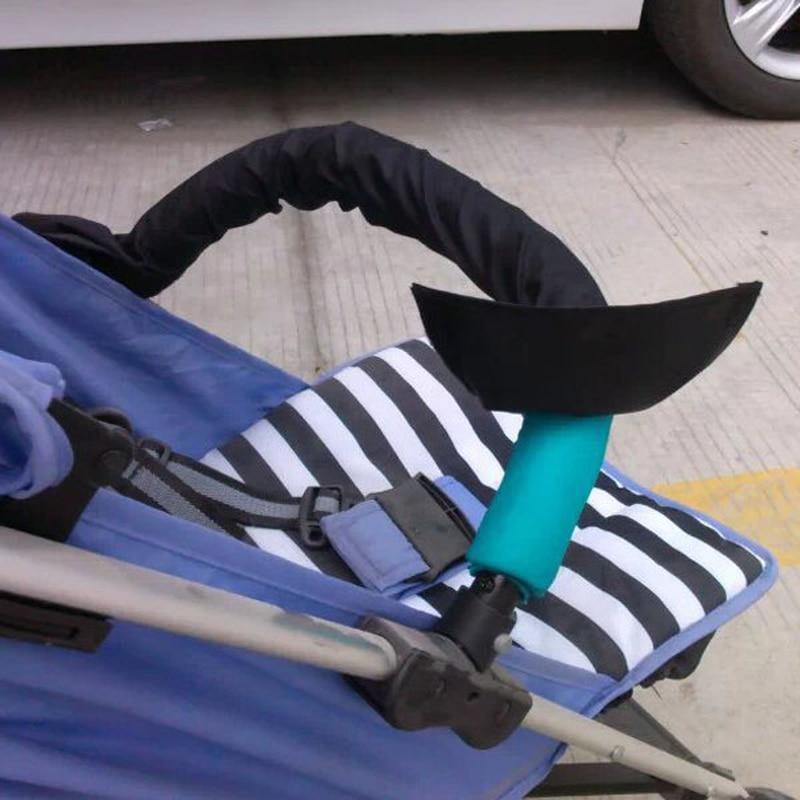 รถเข็นเด็กทารก Oxford พนักพิงผ้ากันชนบาร์บาร์ Carriage ด้านหน้าทำความสะอาดกันชนรถเข็นเด็กทารก