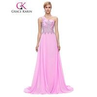 New Arrival Real High Quality One Shoulder Women Elegant Formal Evening Dresses CL4506