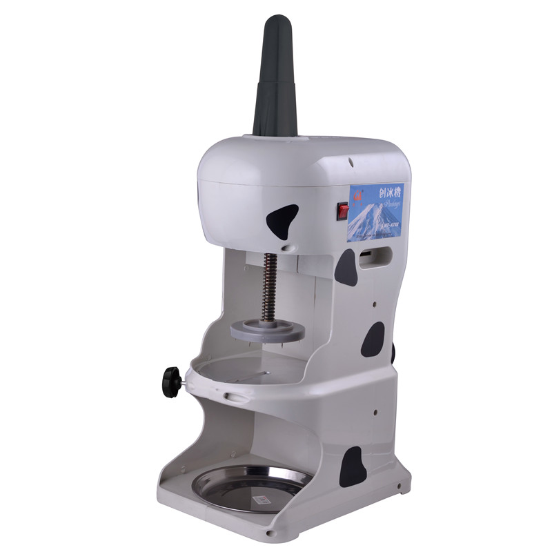 ice shaver machine easy operate commercial automatic snow block shaving machine ice - Commercial Snow Cone Machine