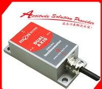 SCA118T solo eje salida de corriente sensor de inclinación, ángulo, inclinómetro