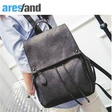 Aresland Для женщин сумка рюкзак мешок школы для подростков Обувь для девочек Back Pack Корейская джинсовая сумка женская Винтаж мальчик мужчина Сумки путешествия