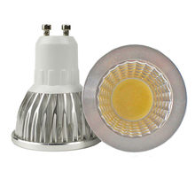 Foco LED regulable GU10 9 W/12 W/15 W bombilla LED AC85-265V COB foco LED GU10 lámparas LED blanco cálido/blanco frío/blanco(China)