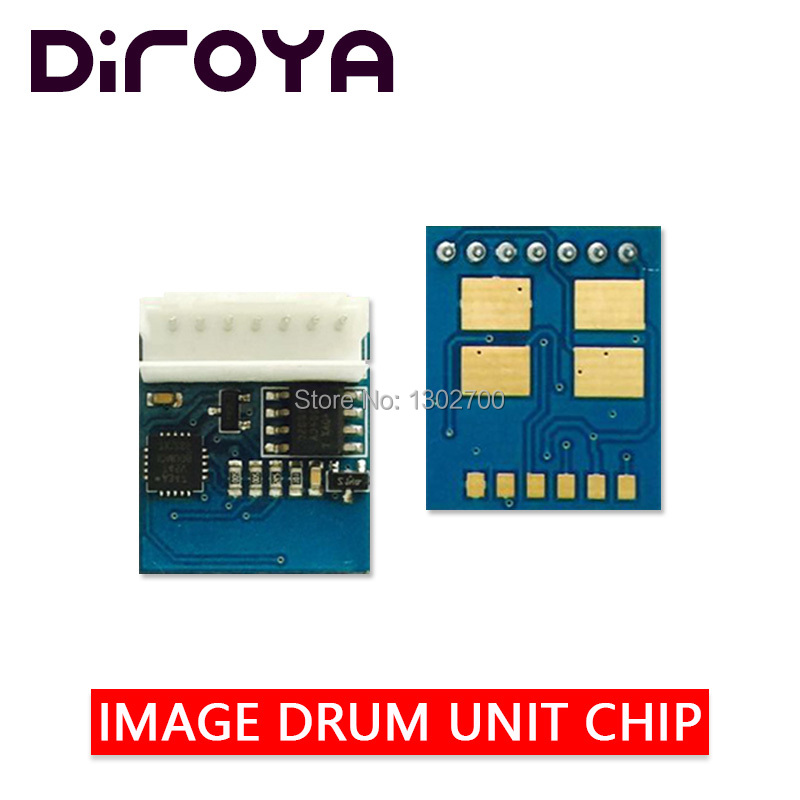 10PCS SCX-R6555a R6555a R6555 drum unit chip For samsung scx-6545 scx-6555 scx 6545 6555 SCX6555 SCX6545 Image cartridge reset