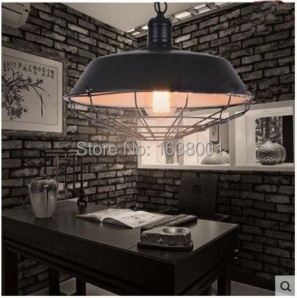 US $108.8 |nordic retrò americano rustico moderno e minimalista loft  alimentare industriale creativo personalità soggiorno lampadario negozio di  ...