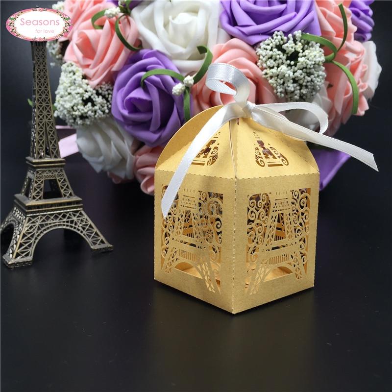 Decor picture more detailed picture about 50ps laser cut - Boutique decoration mariage paris ...