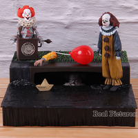 NECA Stephen King's It Pennywise Clown Accessory Set PVC Pennywise NECA Action Figure Collectible Model Toys Dolls Gifts