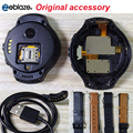 Zeblaze acessório original zeblaze thor 4 duplo 4 pro relógio inteligente cabo de carregamento pulseira relógio de volta capa nova marca boa qualidade