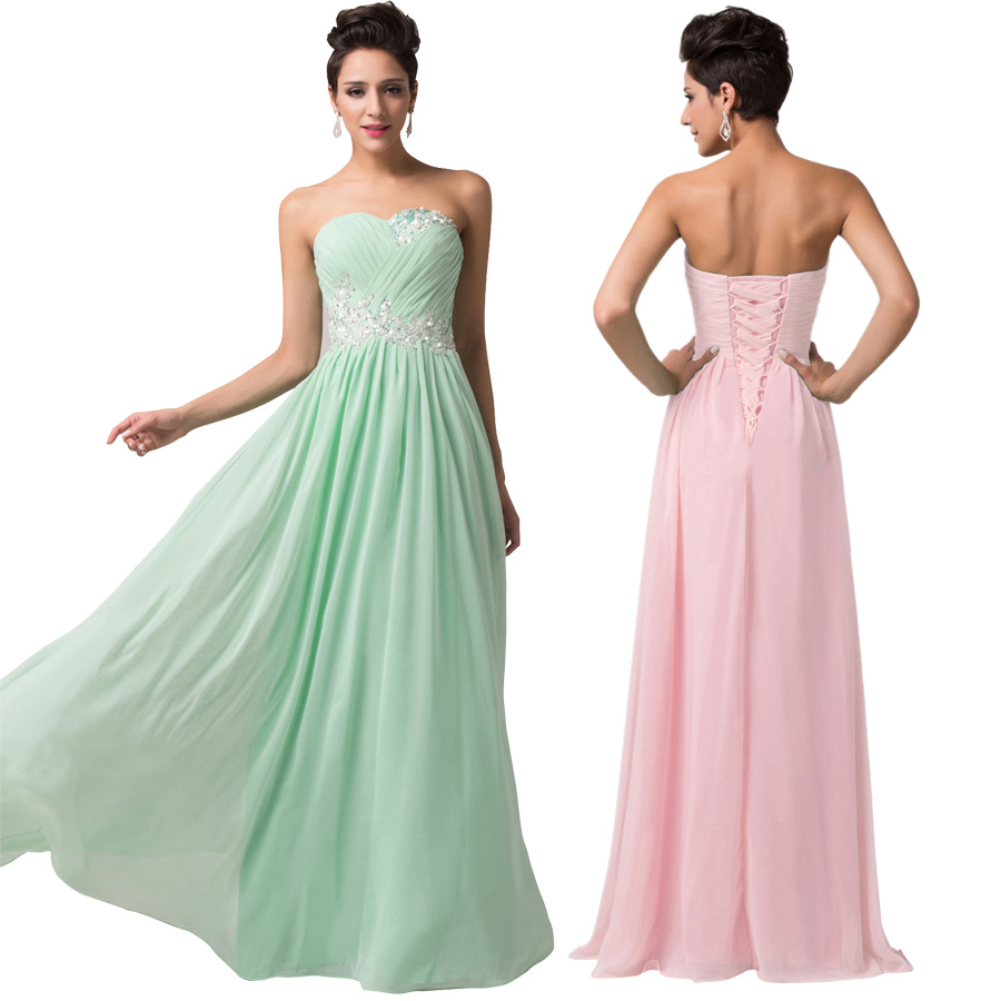 Prom Dresses Cheap Long