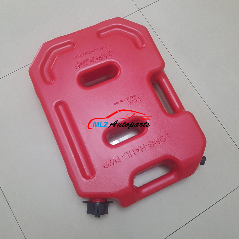 10L Long-Haul Universal Gasoline Diesel Spare Fuel Tank Plastic Pack PE Portable Petrol Tank For Offroad Car SUV ATV Motorcycle pe fuel tank