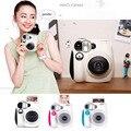 Fujifilm Instax Mini 7s Instant Film Photo Camera Blue Pink Black Free Shipping, Accept Fujifilm Instax Mini Films