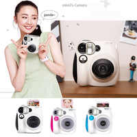 Fujifilm Instax Mini 7s Film instantané appareil Photo bleu rose noir livraison gratuite, accepter Fuji Fujifilm Instax Mini Films
