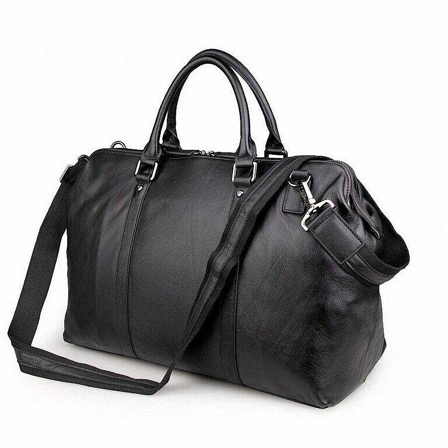 Vintage Genuine Leather Travel bag Men Duffel Bag Luggage Travel Bag Large Men Leather Duffle Bag Weekend Tote Big LI-1268
