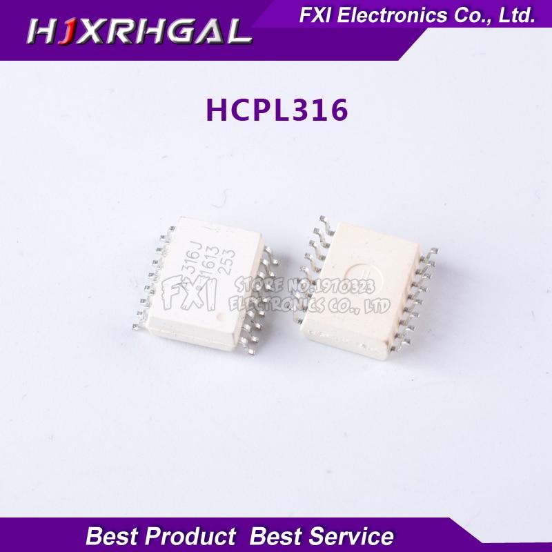10PCS A316J HCPL-316J SOP16 SOP HCPL316J SMD ME9926A New Original