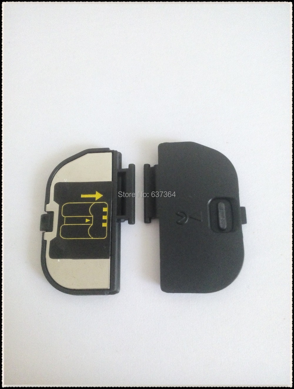 New Battery Cover Door For NIKON D50 D70 D80 D90 D70S Digital Camera Repair Part