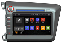 8 In Dash Android Car DVD Player With TV BT GPS WIFI Canbus Audio Radio Stereo