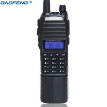 Baofeng UV 82 UV 82 Walkie Talkie 3800 mAh Bateria Portátil Estação de Rádio em Dois sentidos Duplo PTT Ham CB Rádio VHF UHF UV82 Caça Tran