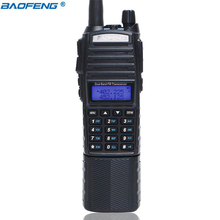 Baofeng UV 82 Walkie Talkie 3800 mAh Batteria UV 82 Portable Two way Radio Dual PTT Ham CB Stazione Radio VHF UHF UV82 Caccia Tran