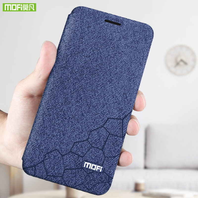 Mofi for Xiaomi redmi 6 case 5.45 For Xiaomi redmi 6a case Flip Leather silicone cover for xiaomi redmi 6a case redmi 6 case