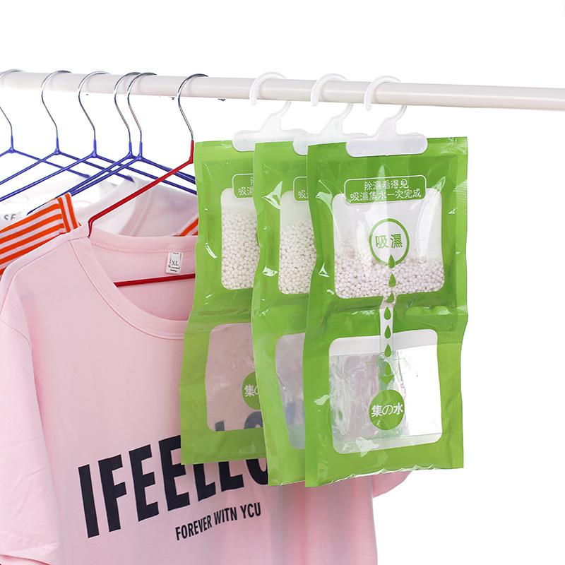 1 pz guardaroba igroscopico deumidificatore borsa cucina bagno armadio deodorante umidit sacchetto sale rimuovere odore