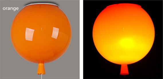 Aliexpress.com : Moderne Acryl Led Wandleuchten, Persönlichkeit  Wandleuchten Für Kinderzimmer Bar Esszimmer Catering, Bunte Niedliche  Ballon Wandleuchte Von ...