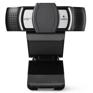 Image 4 - オリジナルロジクール C930c HD スマート 1080 720p ウェブカメラでカバーコンピュータツァイスレンズ USB ビデオカメラ 4 時間デジタルズーム Web カム