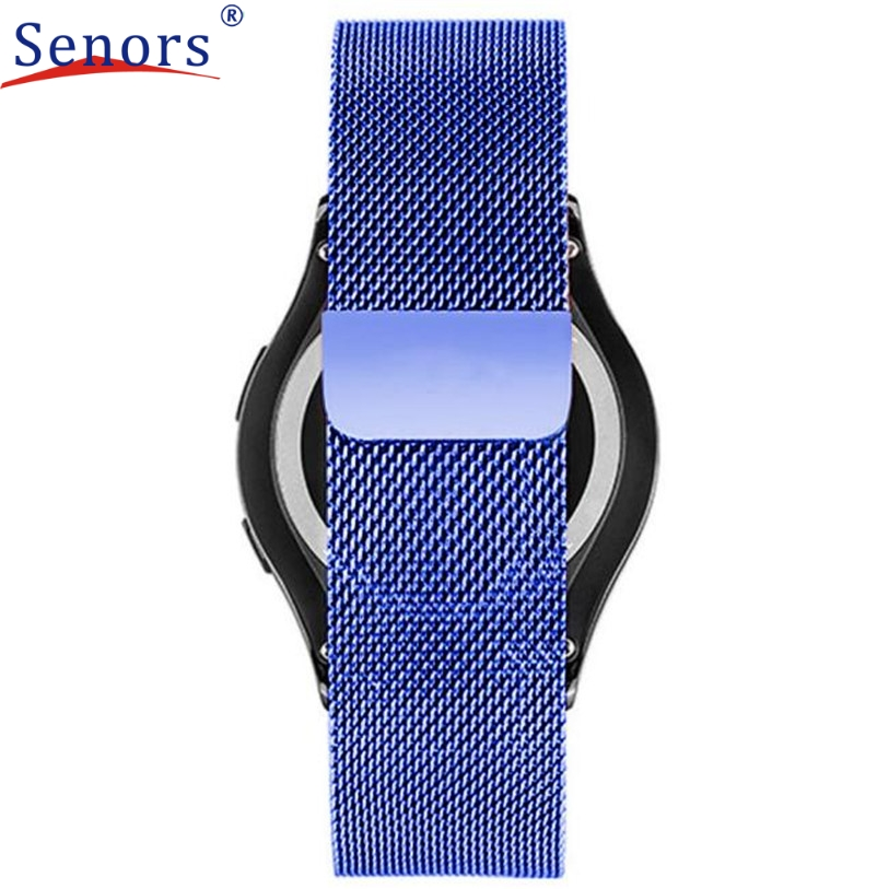 Superior Milanese Magnetic Loop Stainless Steel Band For Samsung Gear S2 Classic SM-R732  Jan 9