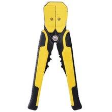 CNIM Caliente Ajustable pelacables automático 0.5-6.0mm de color amarillo