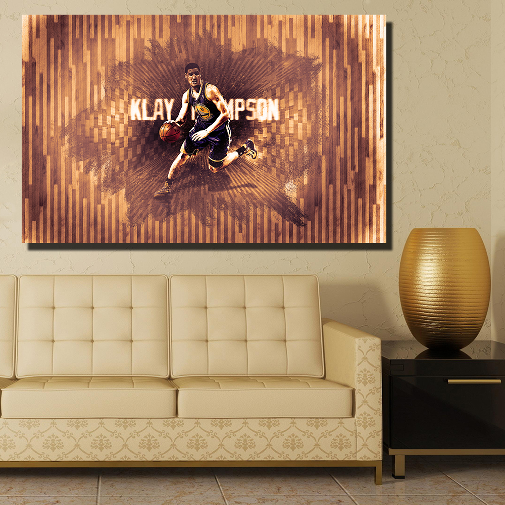 QKART Wall Decor klay thompson perspective design Wall Pictures for ...