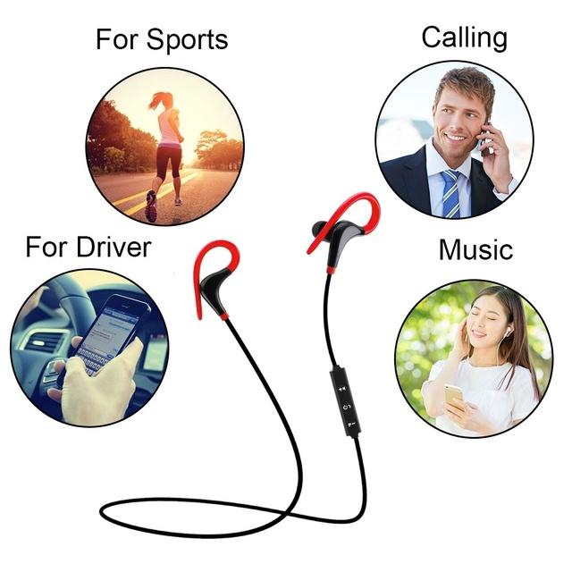 Teamyo Wireless Bluetooth Earphone gaming headset Sport  Auriculares Headphones Casque for iPhone Xiaomi wireless earbuds