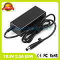 18.5V 3.5A 65W ac adapter laptop charger 384019-002 for HP EliteBook 2170p 2530p 2540p 2560p 2570p 2710p 2730p 2740p 8310B 8310P