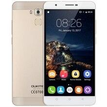 OUKITEL U16 Max D'origine Android Téléphone Mobile 4G 7.0 Smartphone 6.0 Pouce Octa Core MTK6753 1.3 GHz 3 GB + 32 GB 13.0MP HD caméras