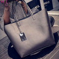 MALLUO PU Leather Women Messenger Bag Big Shoulder Bag Large Capacity Totes Famous Brand Bolsa Feminina Herald Fashion Laides