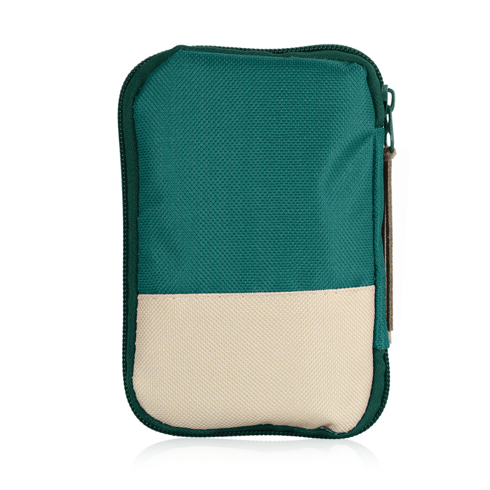 Image 2 - Camping Hiking Travel Home Outdoor Survival Kits Emergency Pouch Case First Aid Kits Bag-in Safety & Survival from Sports & Entertainment