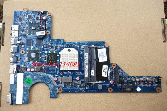 647626-001 DA0R22MB6D1/DA0R22MB6D0 материнская плата для HP Pavilion G6 G4 G7 профессиональная оптовая торговля, Бесплатная доставка