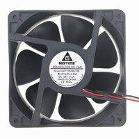 1 Pcs 24V DC Brushless Cooling Fan 120mm 12038S 120x120x38mm