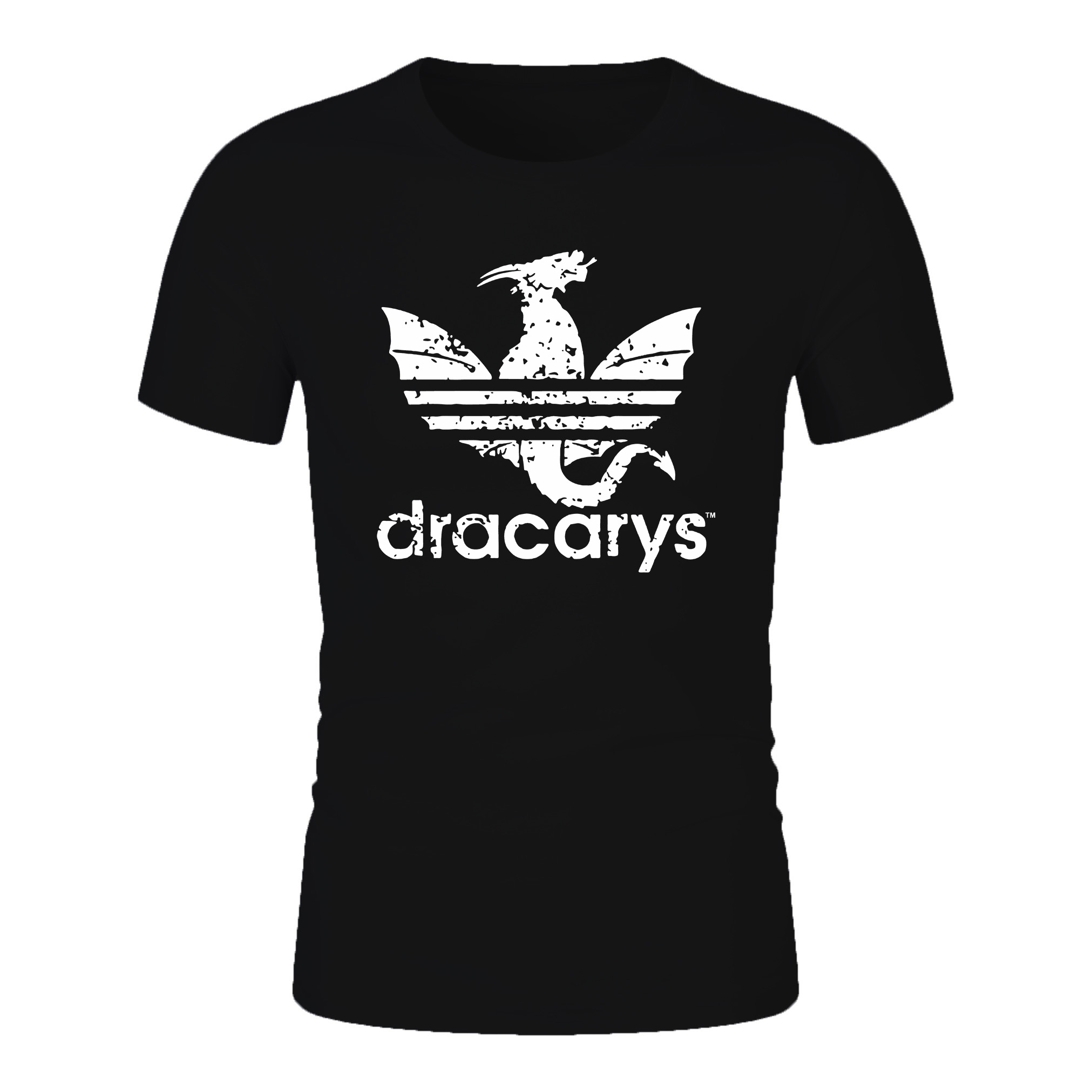 Dracarys tshirt Game Of Thrones t shirt Brand T-Shirt harajuku Vintage Camisetas hombre Tshirt Men Women