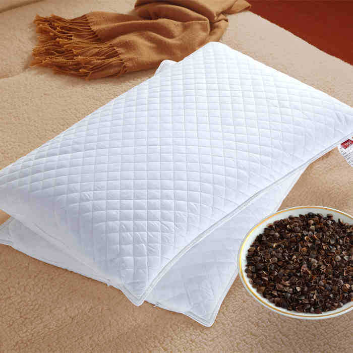 home texitle white pillows100 buckwheat pillow hard wheat pillow neckhealth pillow tartary buckwheat two