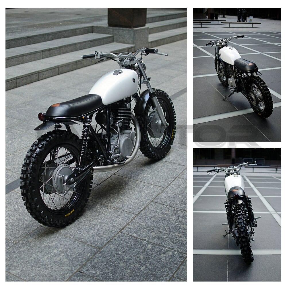 1PCS 12V03 16W Vintage Cafe Racer Scrambler Motorcycle Bates Style Led Brake Light Parking Tail For Harley YAMAHA HONDA On Aliexpress