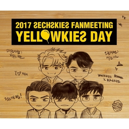 SECHSKIES - 2017 SECHSKIES FANMEETING [YELLOWKIES DAY]  Release Date 2017.09.29 jay park 3rd album everything you wanted release date 2016 10 25