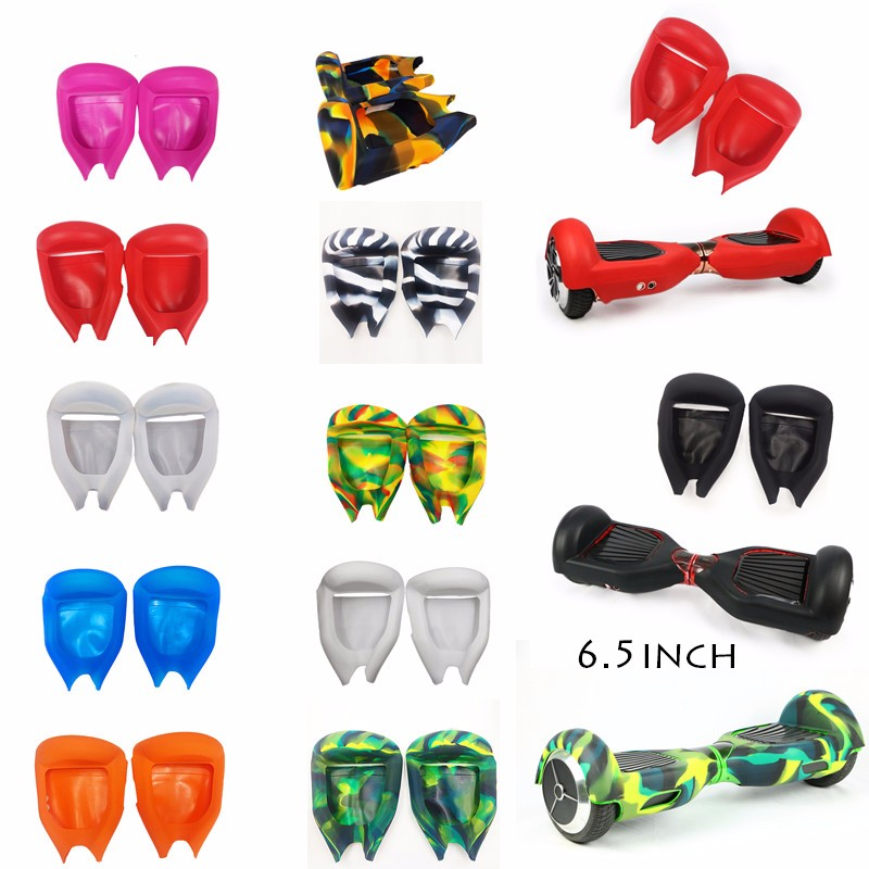 Full Cover Scooter Silicone 2 Wheels Electric Scooter Case Protector 6.5 Hoverboard Self Balance Scooters Oxboard Skateboard|electric scooter|self scooter|6.5 hoverboard - title=