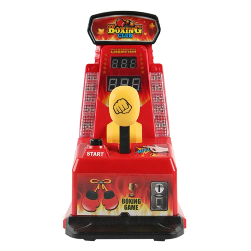Puzzle Game Fighting Stretch Machine Toy Finger Boxing Integrator Mini Table Type Finger Force King Fight