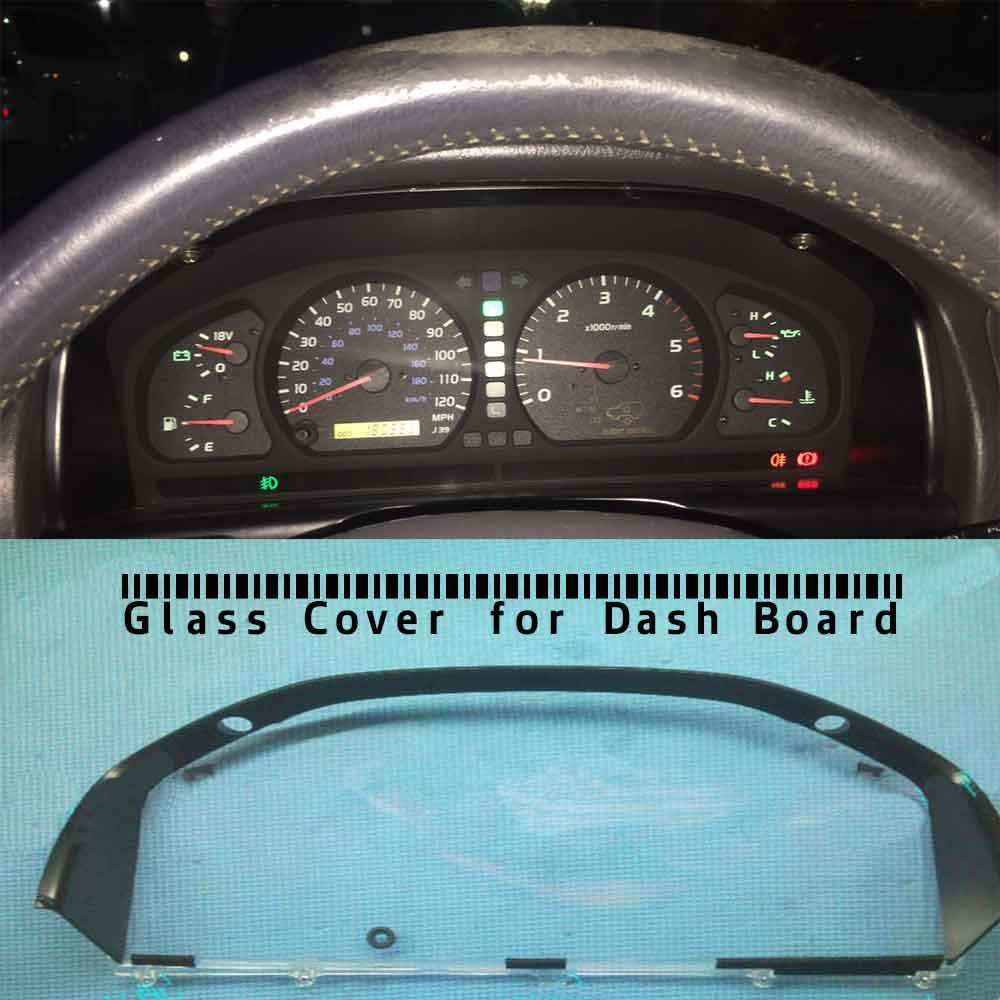 Glass Cover Dash Board for Land Cruiser LC100 4700 4500 1992-2007 for toyota land cruiser lc100 4700 fj100