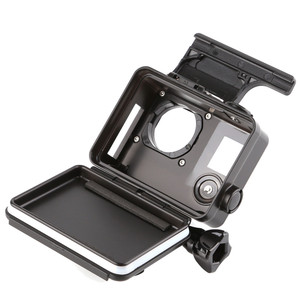 Image 3 - Professional Black Side Open Protective Case Camera Accessories for GoPro Hero 4/3+