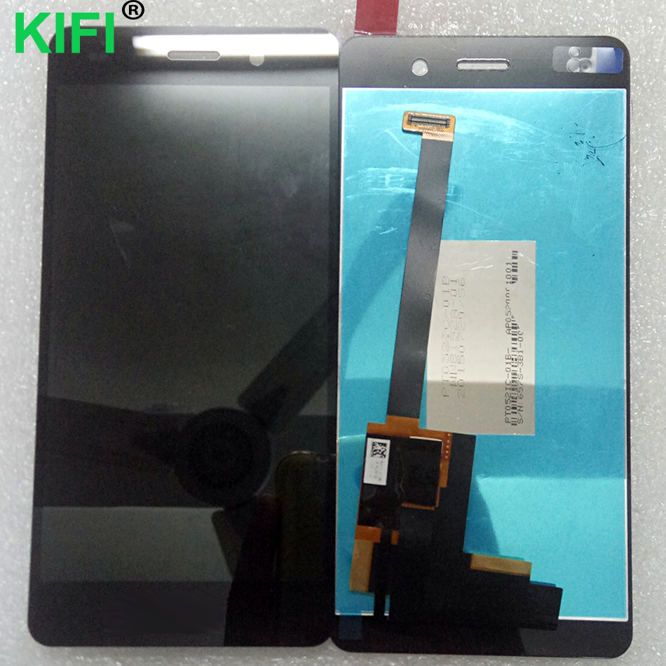 "KIFI 5.2 ""インチのタッチスクリーンガラス Lcd ディスプレイパネルデジタイザーアセンブリ Infocus M560 M808  グループ上の 携帯電話 & 電気通信 からの 携帯電話用液晶ディスプレイ の中 1"