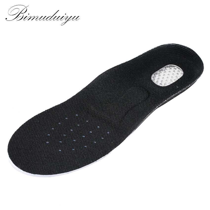 Free Size Unisex Orthotic Arch Support Shoe Pad Sport Running Gel Insoles Insert Cushion Non Slip Men Women Health Foot Care unisex silicone insole orthotic arch support sport shoes pad free size plantillas gel insoles insert cushion for men women xd 01