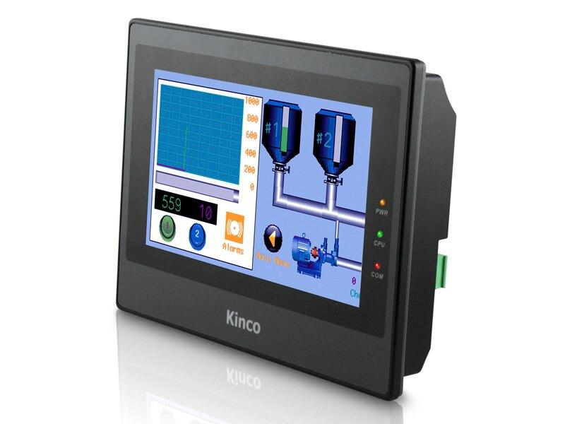 Kinco MT4414TE écran tactile HMI 7 ''écran TFT 65536 couleurs, 2 Ports COM