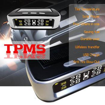 Bx-05 שמש מערכת ניטור לחץ Tpms צמיג לחץ חישה מערכת ניטור לחץ חיצוני