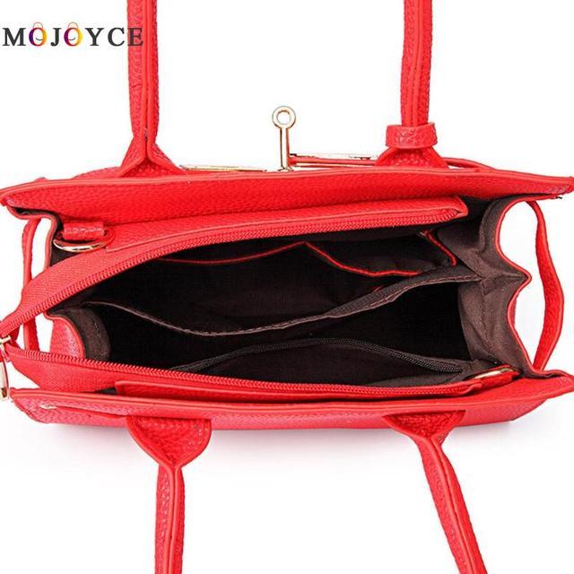 Luxury Handbags Women Bags Designer Sling Shoulder Leather Crossbody Bag Ladies Top-handle Bag 3