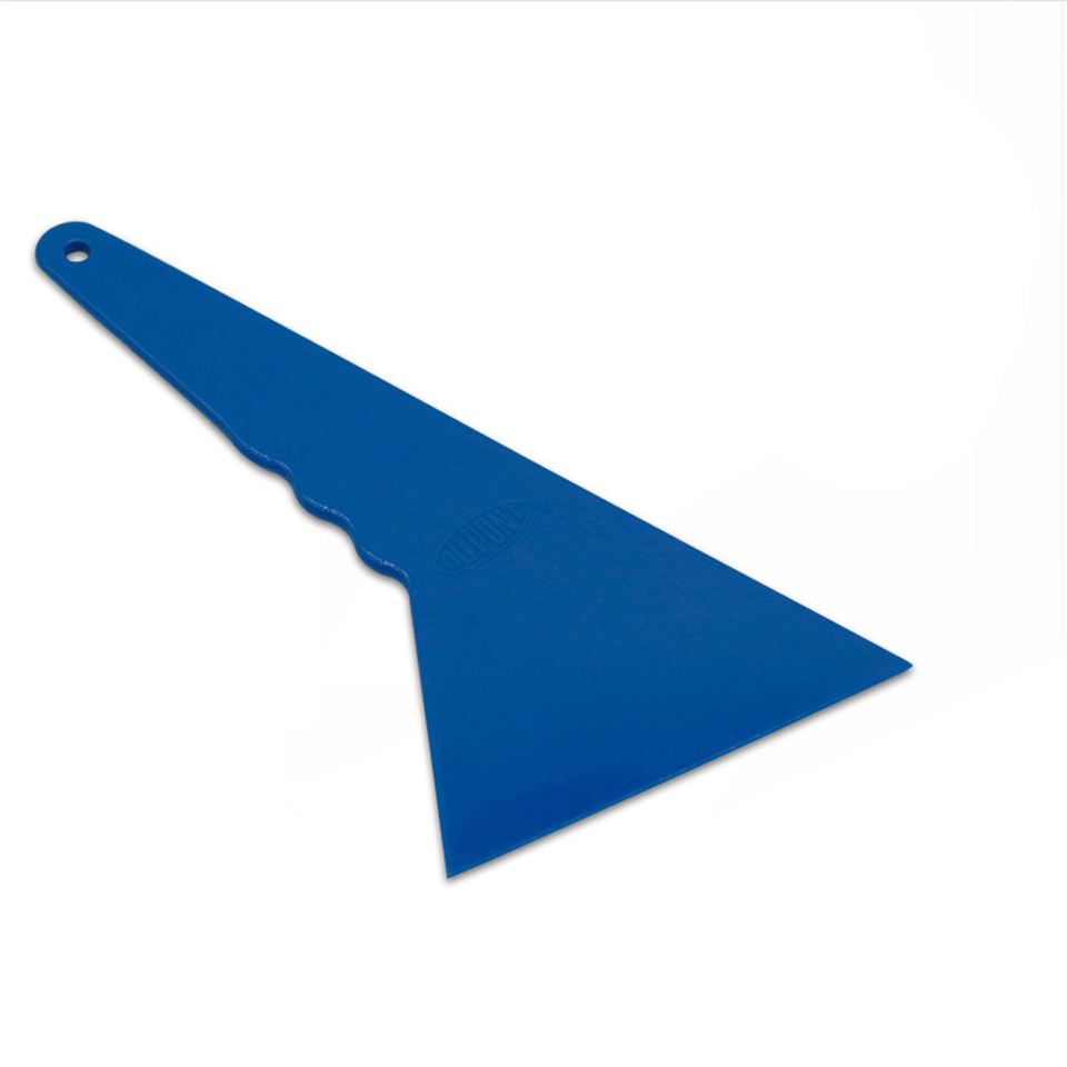 Image 2 - Quality OUPONT Brand Window Glass Scraper, Blue Soft Quick Foots, 24*12.5cm Water Squeegee MX A09-in Car Stickers from Automobiles & Motorcycles